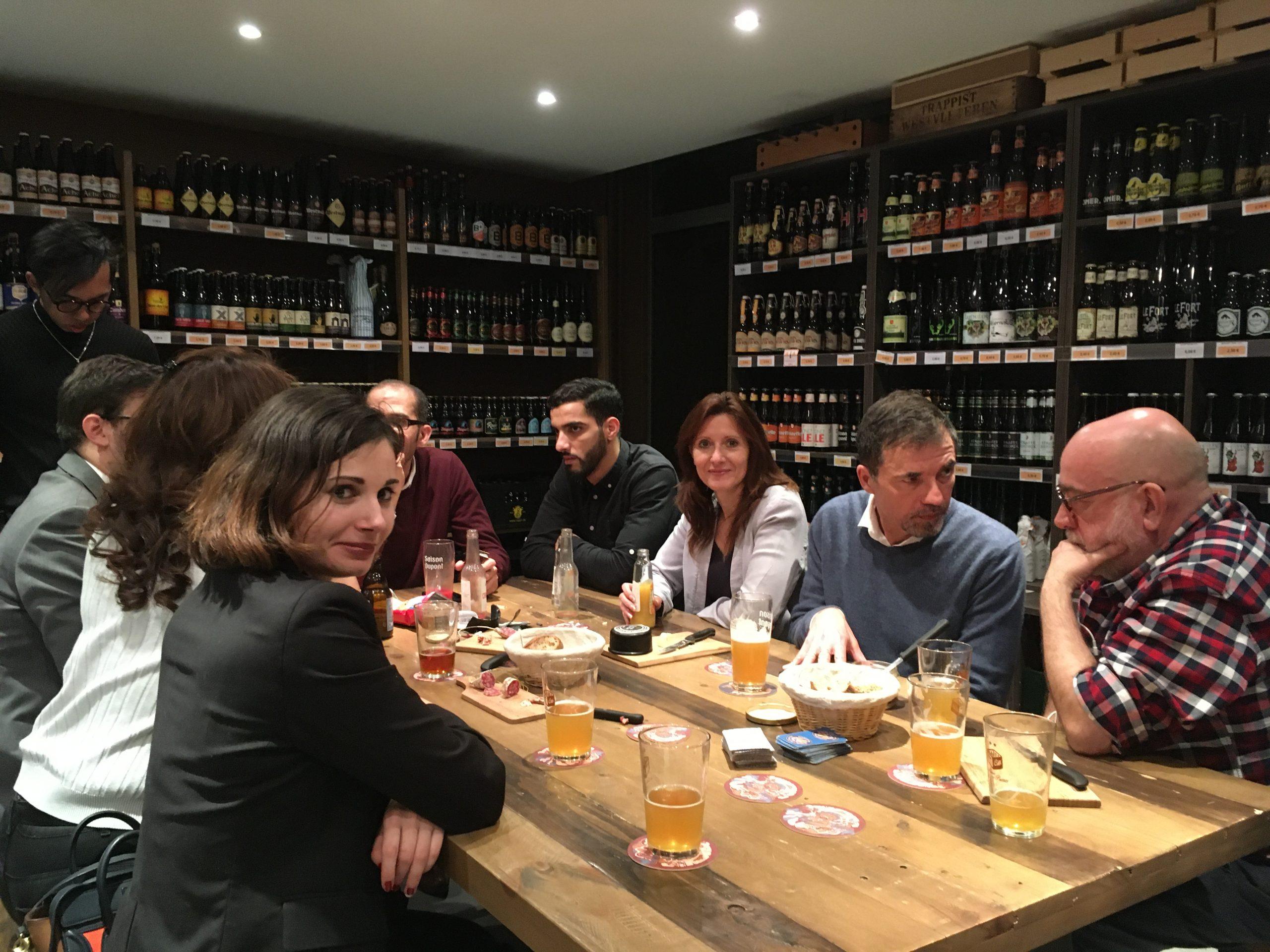 A la caisse de bière - Evènement Créa In'Pulse