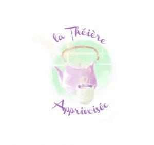 Logo client La théière apprivoisée