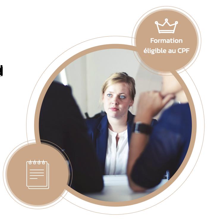 Mon premier recrutement - Formation CPF